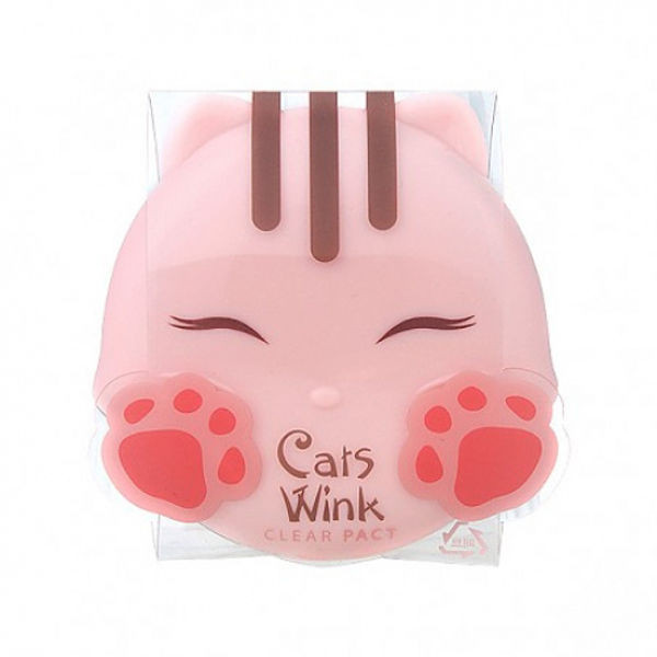 cats wink
