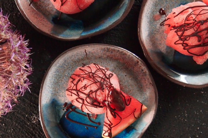 sorbet arbuzowy