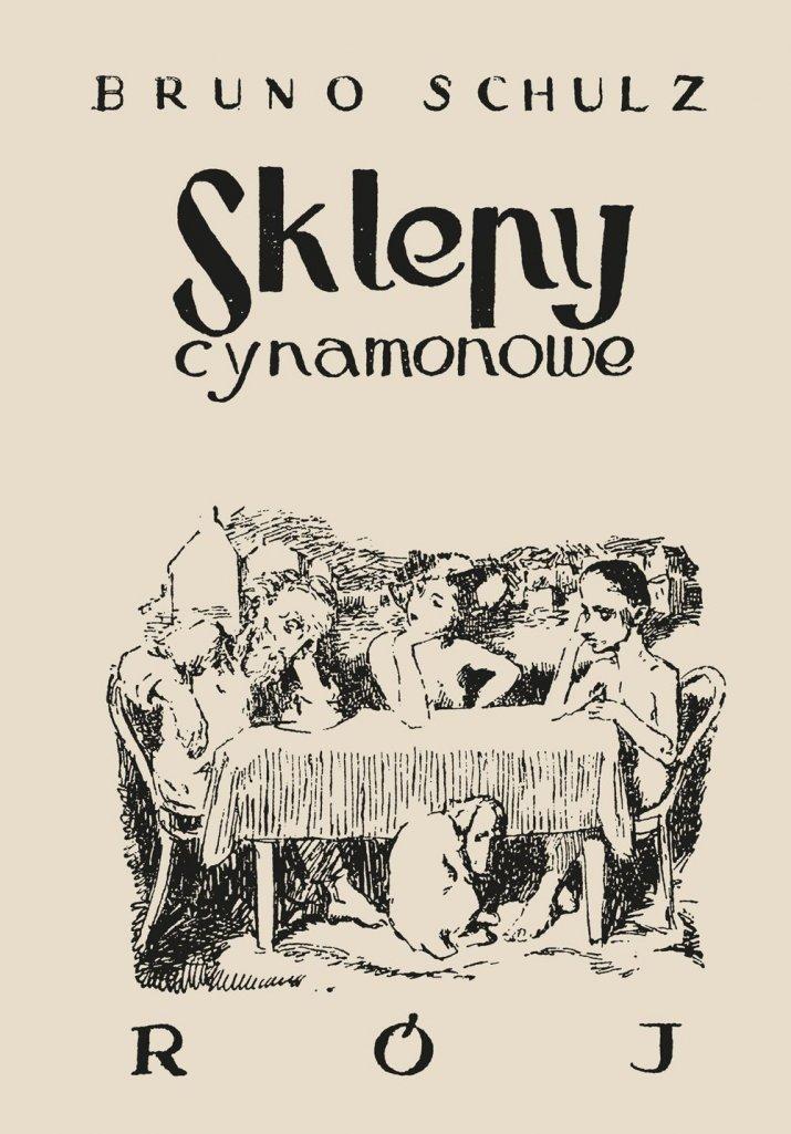 Ksiazka - Bruno Sklepy cynamonowe