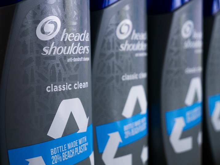 Head & Shoulders Beach Bottle