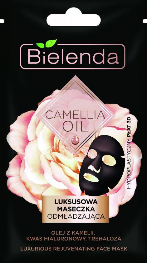 Bielenda Camellia Oil Luksusowa maseczka odmladzajaca