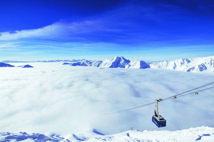 Schnalstaler Gletscherbahn Alex Filz