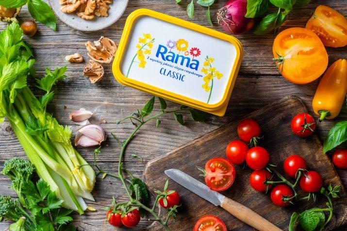 Rama_stol warzywa