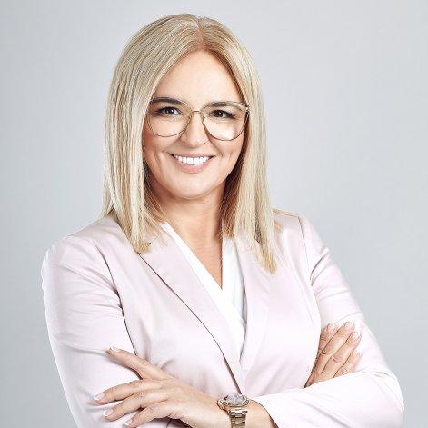 Karina Dudek-Miracka, dyrektor zarządzająca iwspółwłaścielka Kliniki Miracki