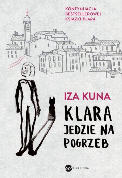 Klara-jedzie-na-pogrzeb-Iza-Kuna-ksiazka