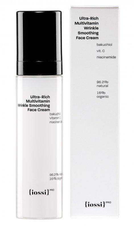 IOSSI PRO_Ultra-Rich Multivitamin Wrinkle Smoothing Face Cream_KREM