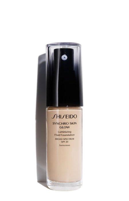 podkład nawilżający Shiseido