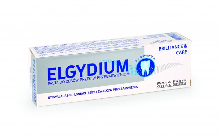 ELGYDIUM Brilliance & Care pasta dozebow przeciw przebarwieniom, 30 ml