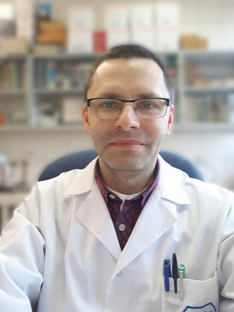 dr inż. Wojciech Sawicki spec. ds. bezpieczeństwa żywności, technolog żywności WNoŻiR, ZUT wSzczecinie (BT)