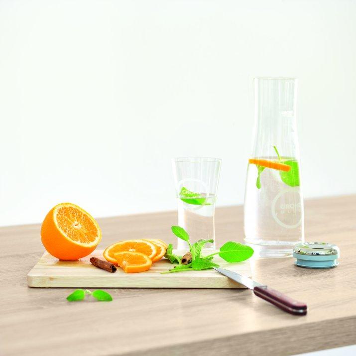 GROHE pomarańcza cynamon