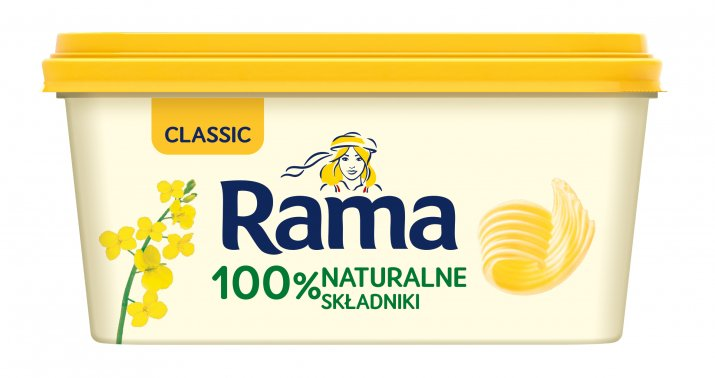 Rama 3D front