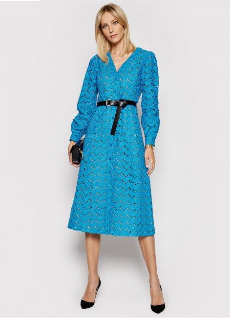 1849 michael-michael-kors-sukienka-codzienna-kate-ms18y461fu-niebieski-regular-fit